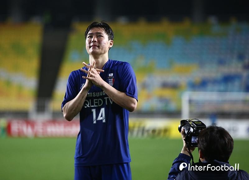 김건희, '눈물이 앞을 가립니다'_이미지