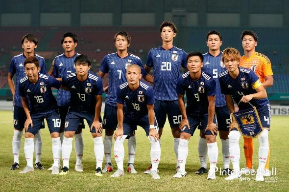 '지루한 공방전' 일본-UAE, 득점 없이 전반 마무리