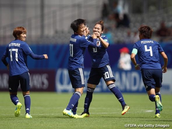 '극장골' 일본 女 대표팀, 중국 1-0 제압...금메달 획득