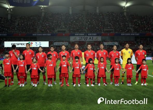 '이재성 골' 한국, 코스타리카에 1-0 기선 제압(전반 진행 중)_이미지