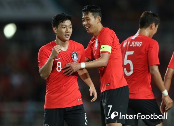 '남태희 환상골' 한국, 코스타리카 2-0 제압...'벤투 감독 데뷔승'_이미지