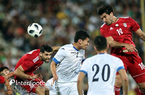 이란, 우즈벡 원정서 1-0 승리..토라비 결승골