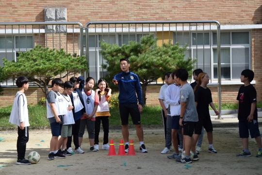 아산 2학기 첫 비타민스쿨, 다양한 프로그램으로 학생들 '취향저격'_이미지