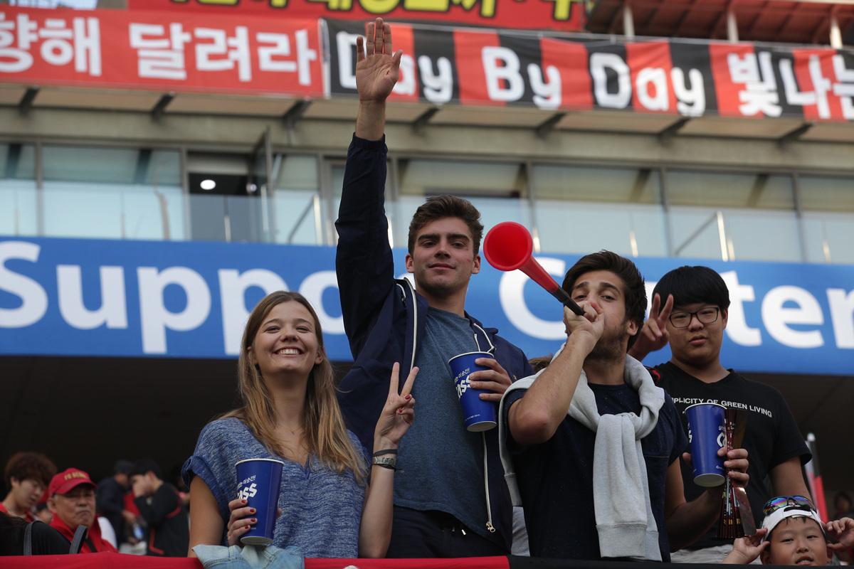 FC서울, 대구전서 '외국인의 날 행사' 개최!_이미지