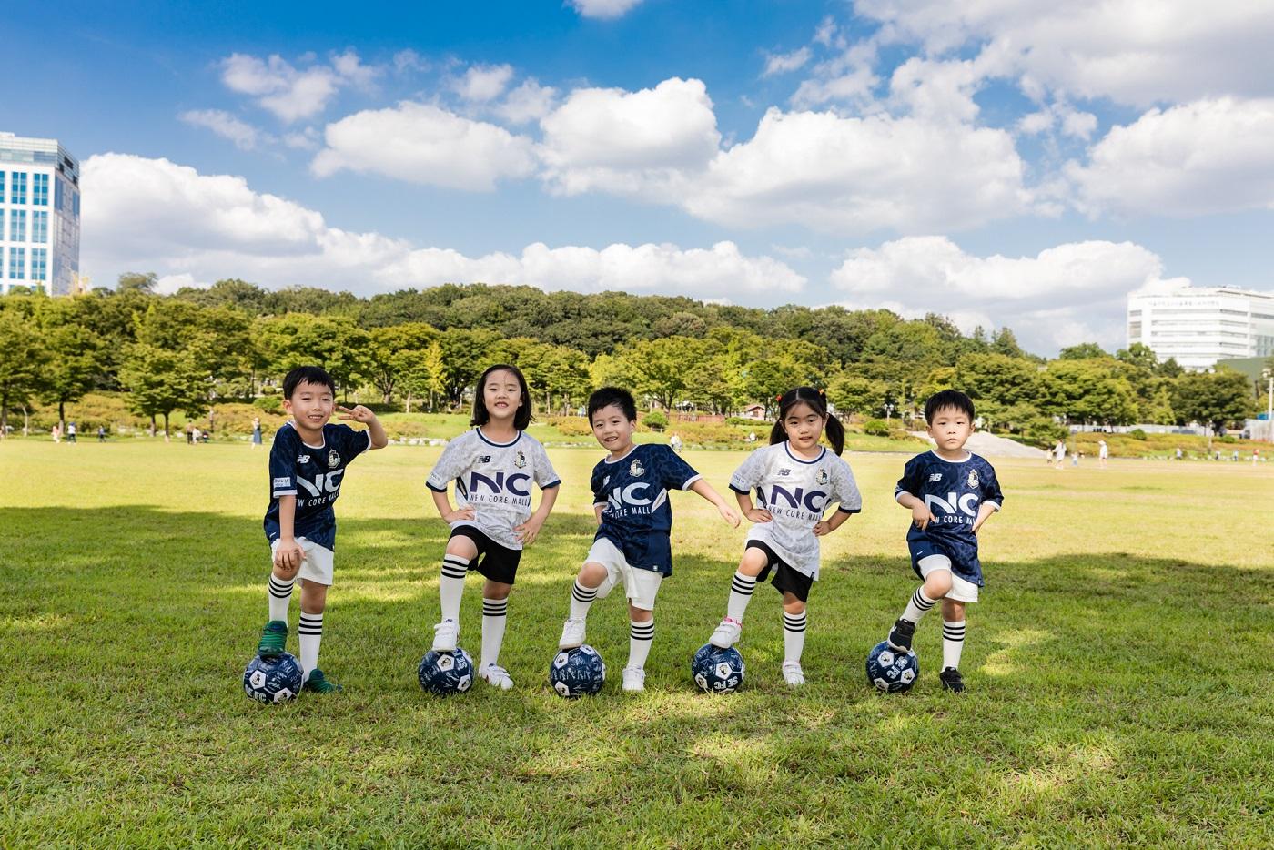 서울 이랜드, 켄싱턴리조트 청평과 함께 어린이 축구왕 패키지 출시