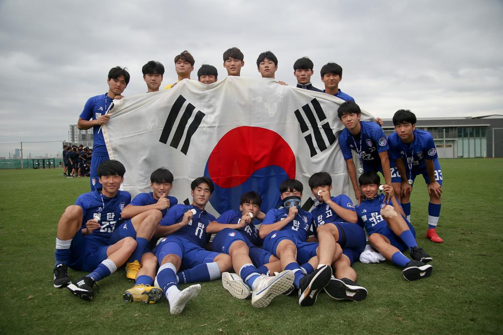 수원 U-17, 2018 J리그 U-17 챌린지컵 준우승...K리그 유스의 국제경쟁력 입증