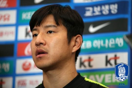 """'베테랑' 박주호, """"축구 열기 식지 않도록 준비하겠다"""""""