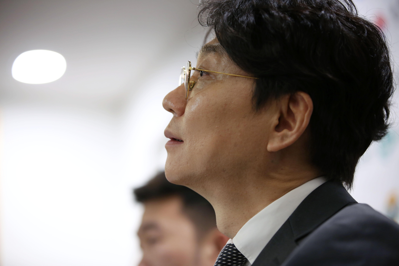 연맹, '비위' 강원 조태룡 대표 징계 확정...2년 직무 정지+제재금 5000만 원