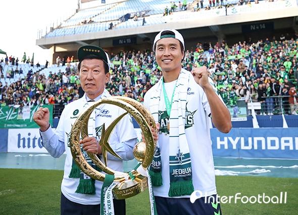 10년 동안 6번 우승, 최강희+이동국이 만든 '전북의 역사'