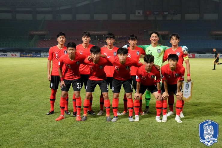 'PK 1회실축+1회성공' 한국, 베트남과 1-1 동점(전반 종료)