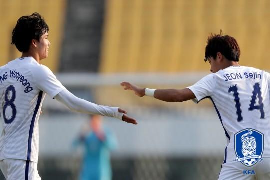 'AFC U-19 최강자' 한국, 12회로 최다 우승국...V13까지 한 걸음