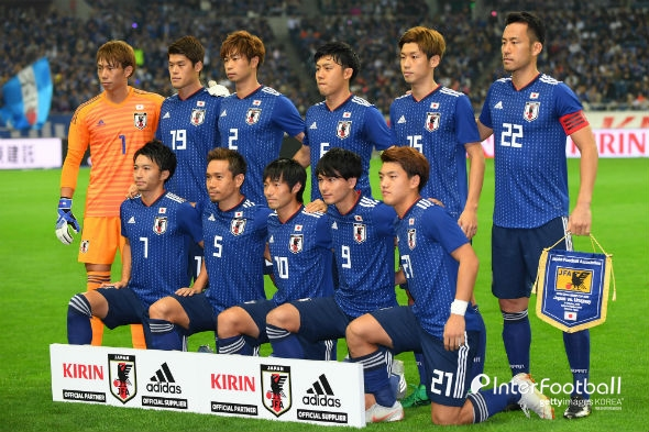 일본, 11월 A매치 명단 발표...'나가토모-카가와 제외'