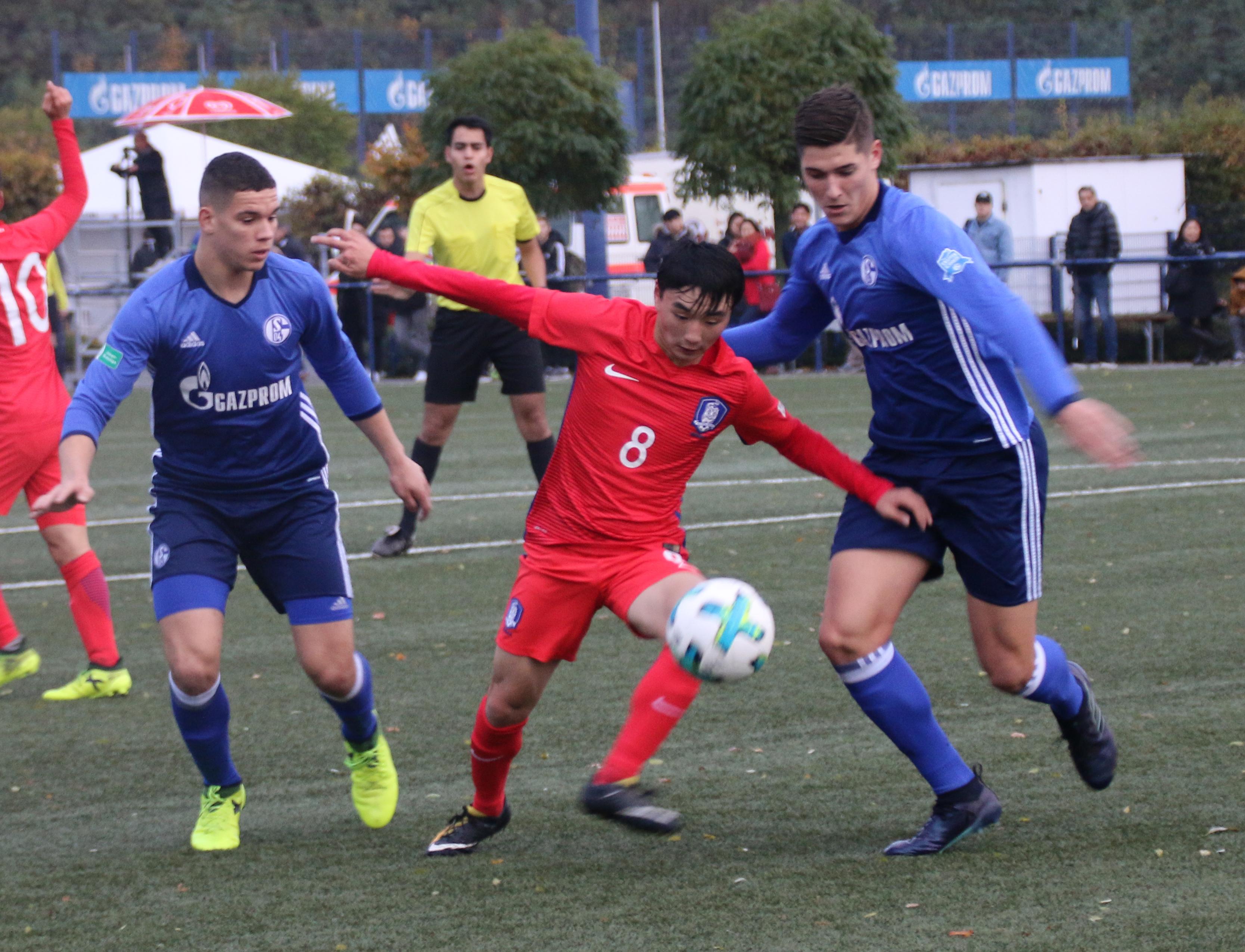 U-17 대표팀 독일 전지훈련…레버쿠젠 등과 5차례 평가전
