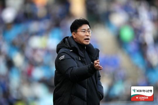 """'ACL 확보' 김도훈 감독, """"선수들의 의지가 강했다"""""""