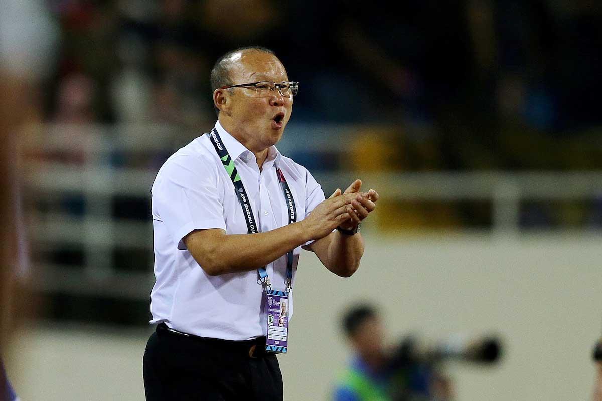 """말레이시아 U-21 감독, """"박항서는 숙련된 감독...우승 자격 충분했다""""_이미지"""