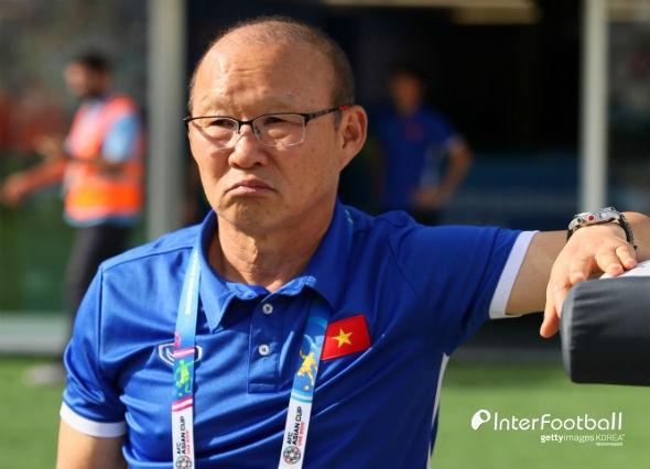 '동남아 챔피언' 박항서호, 아직 아시아의 벽은 높았다_이미지