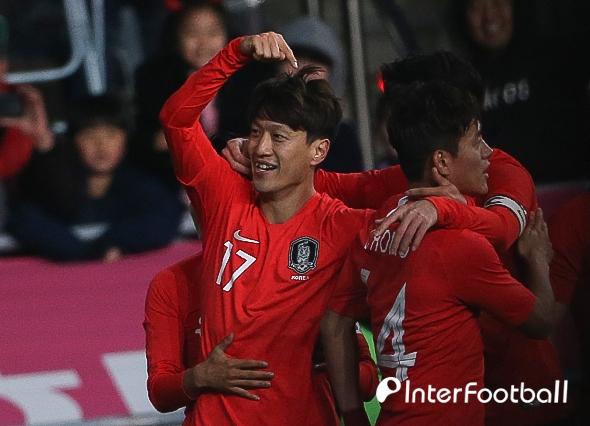 '이청용이 끝냈다!' 한국, '60위' 볼리비아 1-0 제압...손흥민 8G 침묵
