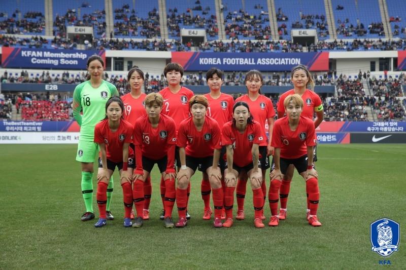 여자대표팀, 월드컵 적응 위해 아이슬란드전 새로운 경기규칙 적용