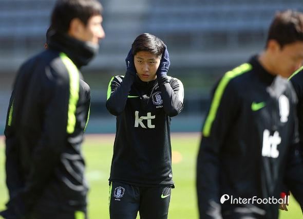 이강인, U-20 대표팀 합류...월드컵 출격 준비