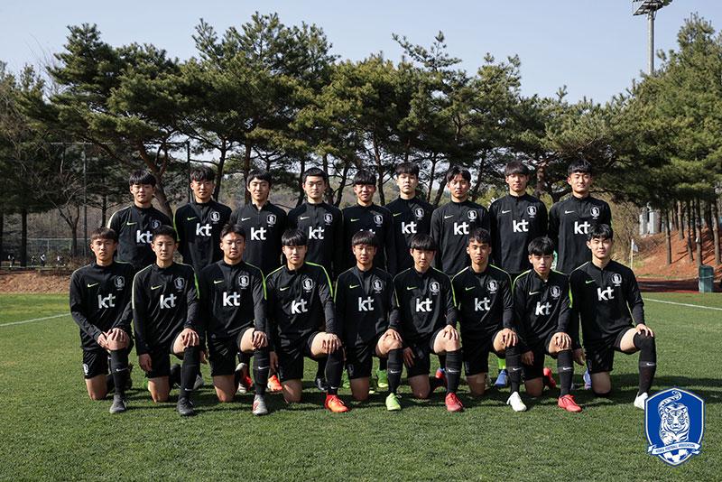 U-16 대표팀, UEFA U-16 국제축구대회 참가...칠레-핀란드-스위스 상대