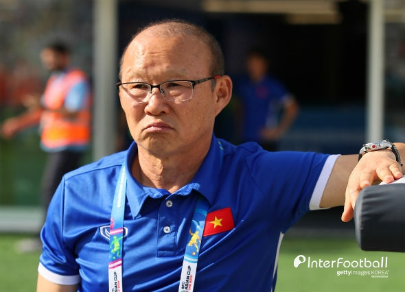 '콩푸엉 실축' 박항서의 베트남, 승부차기 패배...첫 우승 무산_이미지