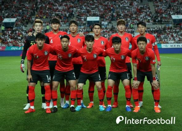 벤투호, 6월 FIFA 랭킹 37위 유지...WC 2차 예선 포트1 확정