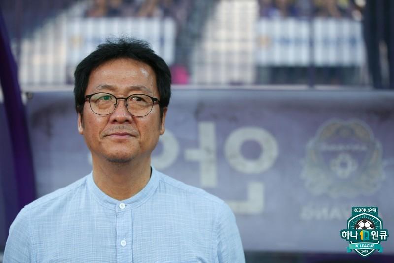 """'상승세' 안양 김형열 감독, """"조규성, 조언 받아들일 줄 아는 선수"""""""