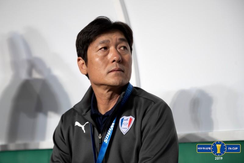 """""""FA컵 우승 실패한다면"""" 수원 이임생, 사퇴 가능성 암시"""