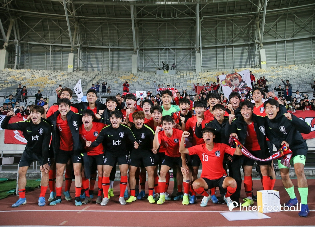 U-22 대표팀, 우즈벡 3-1로 격파