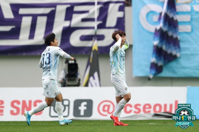 '김보경 결승골' 울산, 서울에 1-0 승...우승 경쟁서 우위