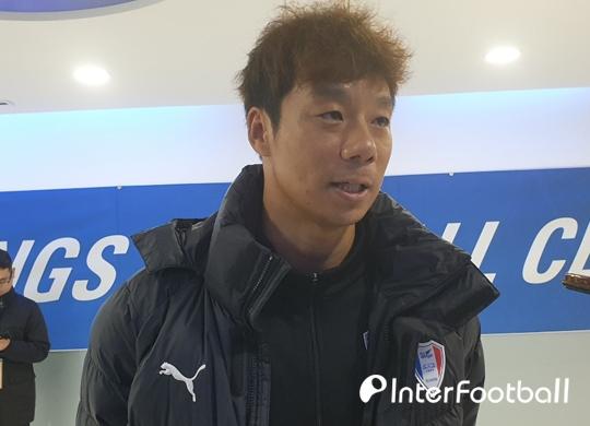"""'캡틴' 염기훈의 바람, """"FA컵 우승하면 지원 해주겠죠?""""(영상)"""