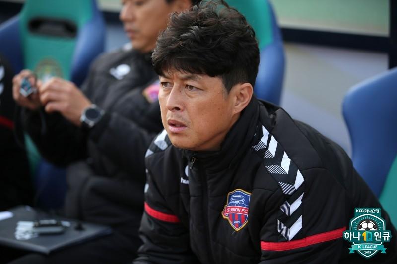 """수원FC 이관우 대행, """"준PO 진출의 희생양 될 생각없다"""""""