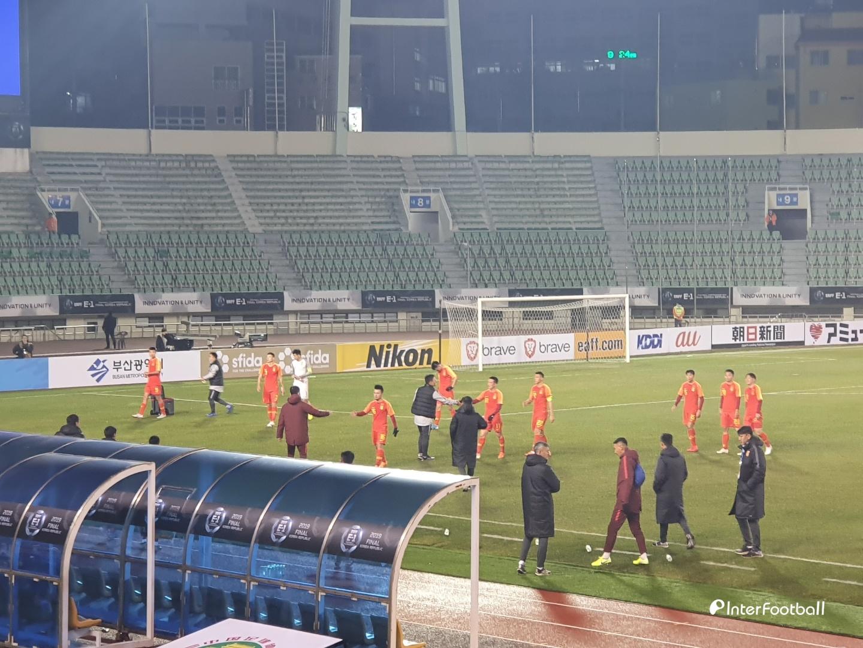 '미우라 결승골' 일본, 개막전서 중국에 2-1 승리