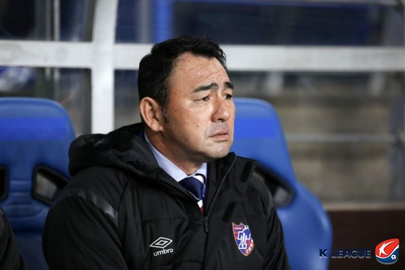 """도쿄 켄타 감독, """"울산은 안방서 강한 팀, 승점 1점 긍정적"""""""