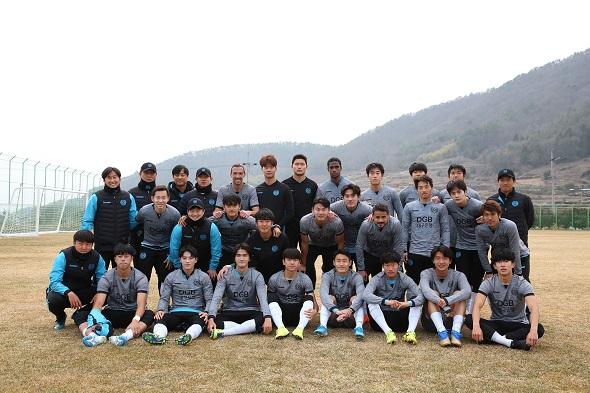 '연습경기 6전 4승!' 대구FC, 동계 전지훈련 마무리