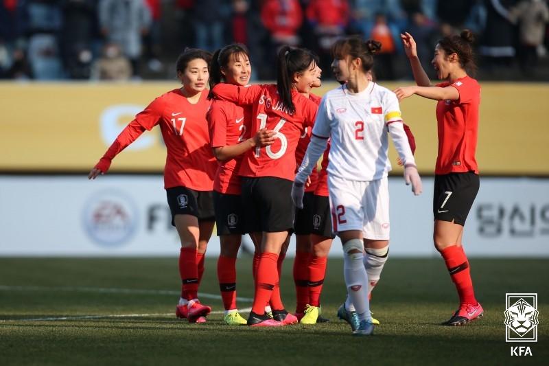 사상 첫 올림픽 본선 도전 女축구, 오는 6일 용인에서 中과 맞대결