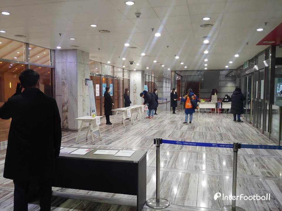 ACL 치르는 서울의 '유비무환', 코로나19 예방 위해 총력_이미지