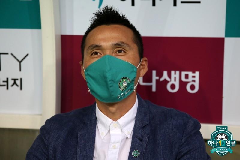 """'3연패' 김길식 감독, """"선수들의 자신감이 떨어졌다"""""""