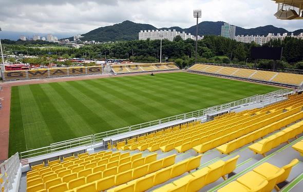 '광주축구전용구장'에서 광주-수원전 열린다